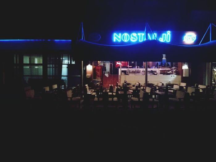 A Bar in Izmir