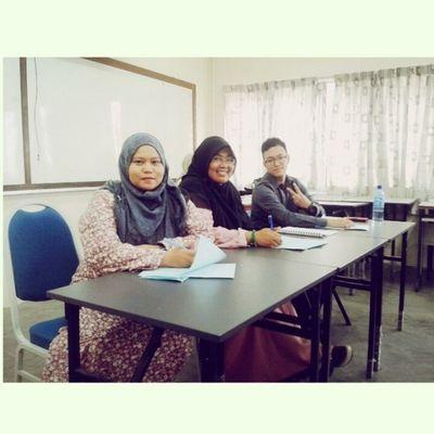 As panel for LDK Mockinterview UitmPerak Jihan, Me and @ashzeetashukur