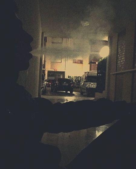 French street City Smoke Smoking High Ghetto Street Darkness Lights Night Night Lights Dark Side French Riviera Young Hall Merco-benz
