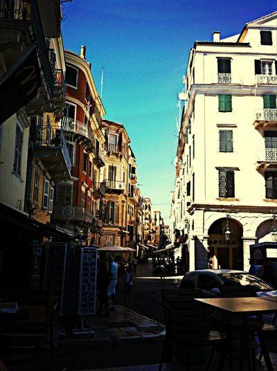 Street Nice Beautiful City