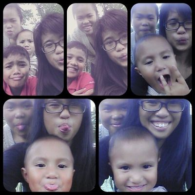 Quality time with my BIG sister and my Belovedsuperhero :* Superlatepost