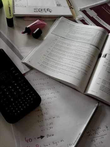 Studying. Maths Real Shit  Hate -.-'