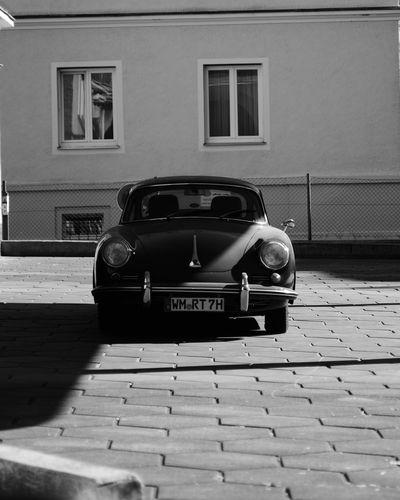 PORSCHE 356 Old-fashioned Carsofeyeem Automotive Photography Carphotography Carphotographer Schwarzweißfotografie Wallpaper Scenics München Carsofthepeople Streetphotography Street Streetsofmunich Porsches Porscheclassic Porscheclassics
