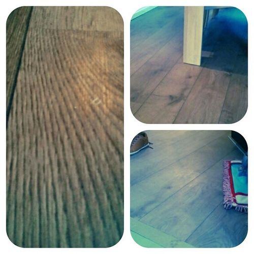 Totaal verliefd op mn nieuwe grijze laminaat vloer. Photofy Photofyapp @photofyapp Laminaat Vloer new