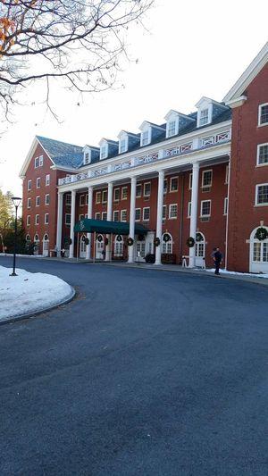 The Gideon Putnam - Saratoga Springs, NY