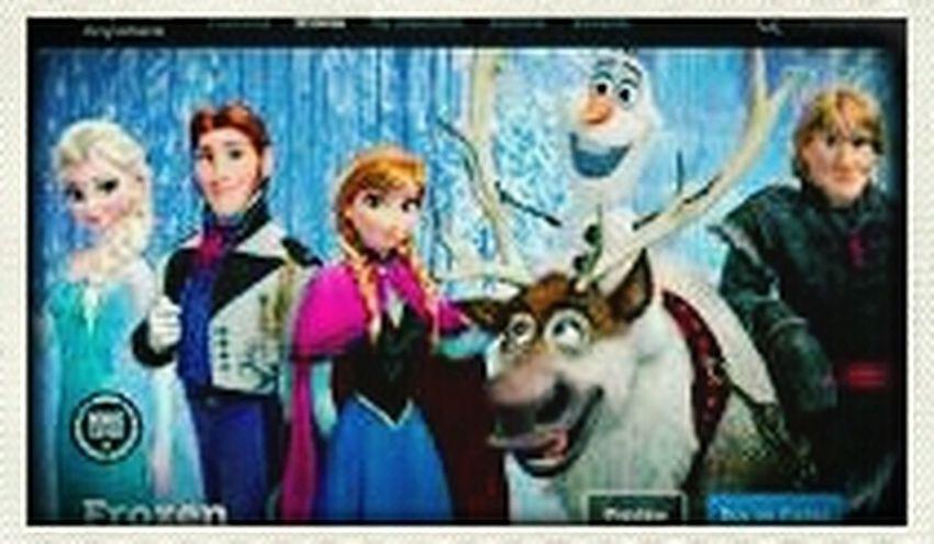 My favorite movie!! Frozen!! Favorite Movie Friday