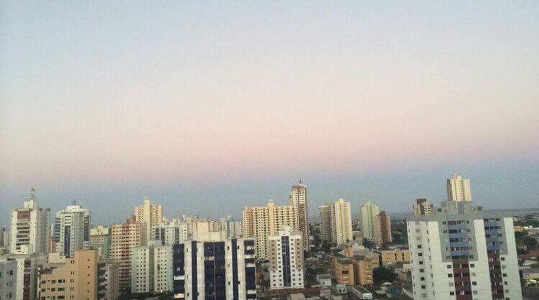 Brazil Goiânia Building Exterior City Gyncity Cottoncandy Sky IPhoneography Beginnerphotographer