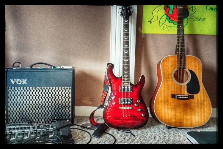 MartinGuitar SchecterGuitars  Voxamp Music Guitar EyeEmbestshots