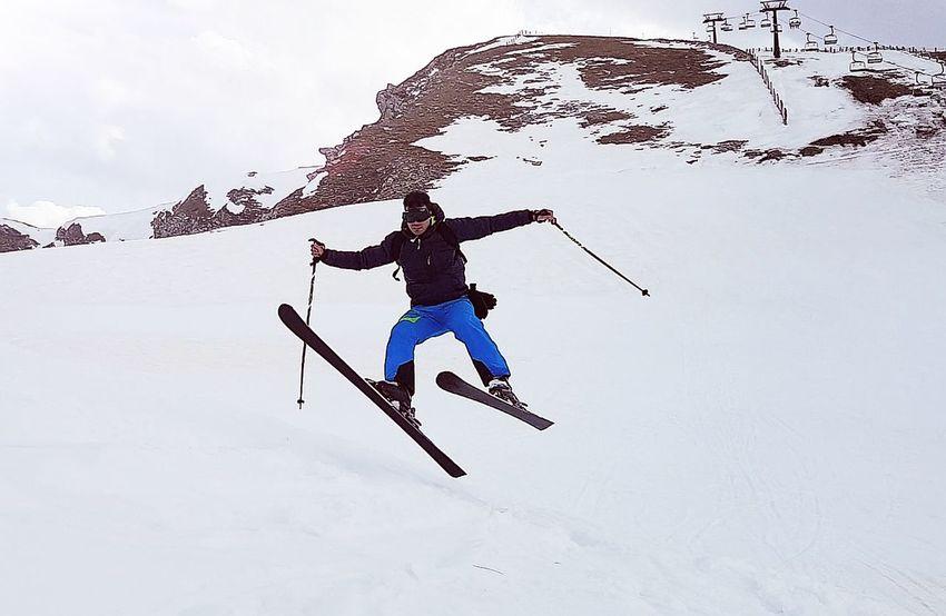 Winter Sci Neve Life Jump