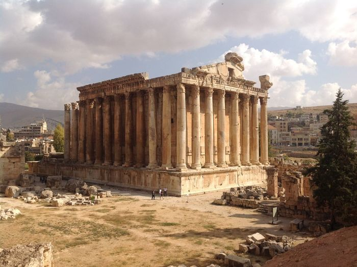 Architecture History Ancient The Past Built Structure Architectural Column Ancient Civilization Cloud - Sky Old Ruin Sky Archaeology Travel Destinations Travel Building Exterior Nature Tourism Day Old Place Of Worship Ruined No People Outdoors Colonnade