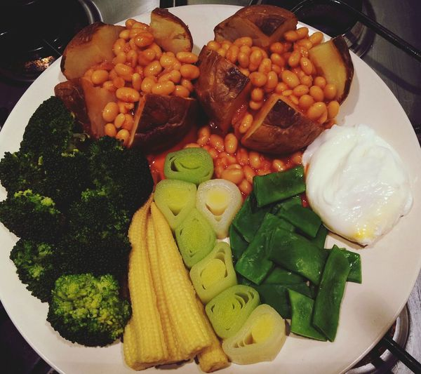 Cold night. Perfect. Dinner Healthy Food Vegetarian Clean Eating