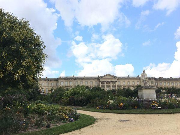 Palais impérial de Compiègne Architecture Castle Oise  Tranquility Castleofcompiègne