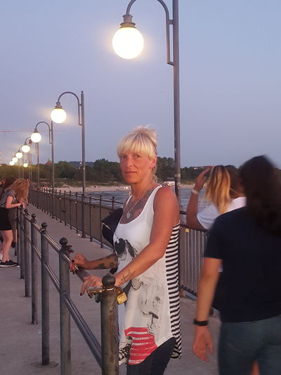 City Blond Hair