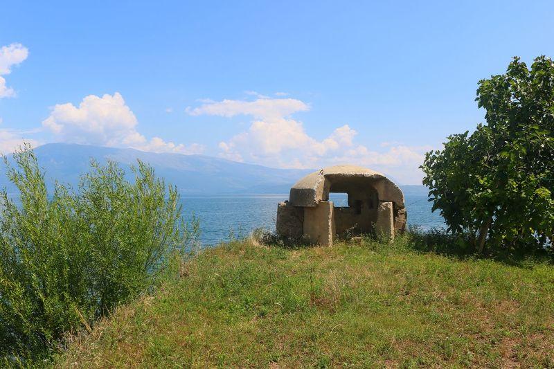 Blue Sky Bunker