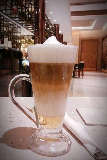 Hazelnut Latte Coffee Caffeine Addict