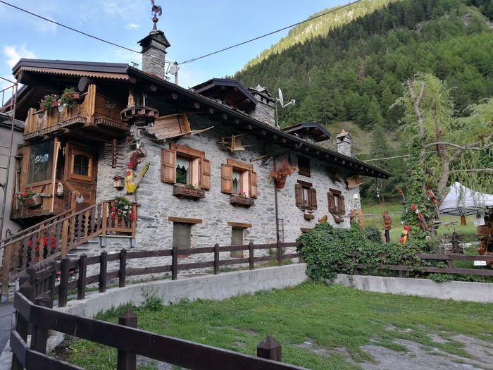 La Thuile Valle D'aosta Aosta Valley Architecture Montagna Outdoors Building Exterior Italia Italy