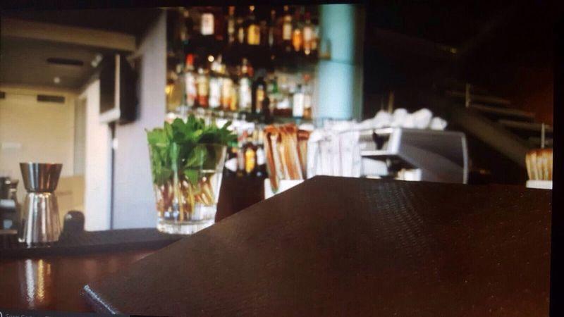 Bar Time  Nologo Menu Alcohol Drinking Long Drink Shake Pubblicità