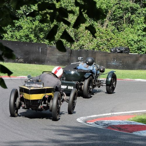 VSCC meeting at Cadwell park 7th June Cadwellpark Vintage Cars Car Racing Eyeem Car Lovers