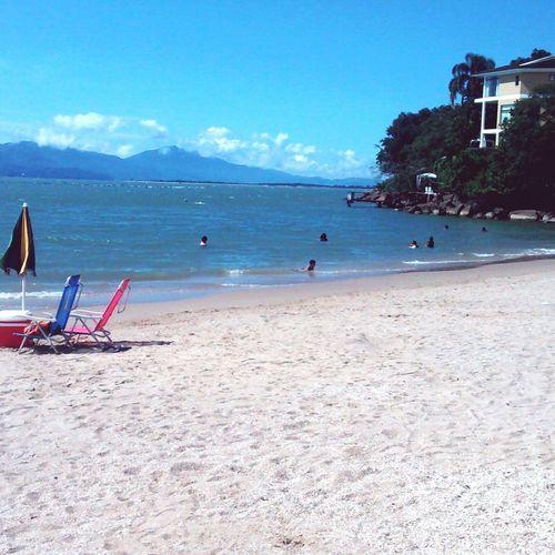 BR Florianópolis 🐚Beach Travel Destinations Tranquil Scene