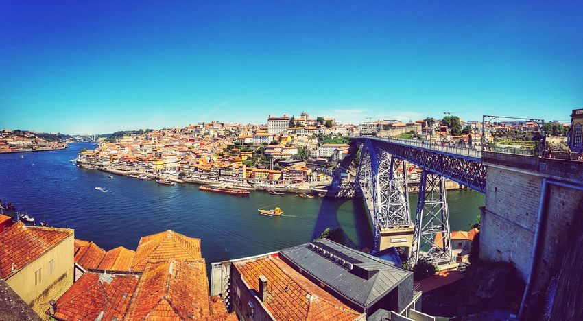 Architecture Travel Destinations Don't Jump Porto