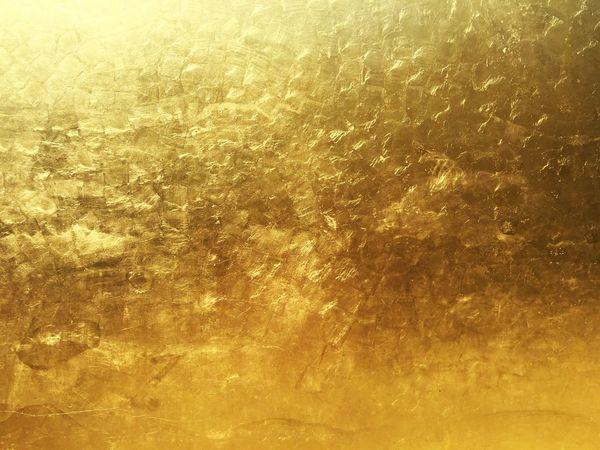 Details Golden Leaf Gold Textures And Surfaces