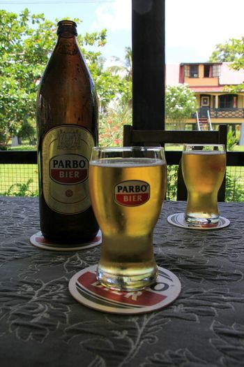 Biere Parbo Paramaribo Plantation Biere Parbo Surinam