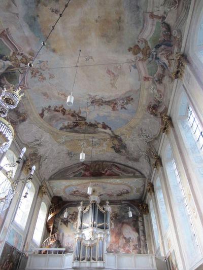 Houthem St. Gerlach Art Paintings Prachtig_limburg Paintings Church Noedit Limburg DitisLimburg Chapel Colorful