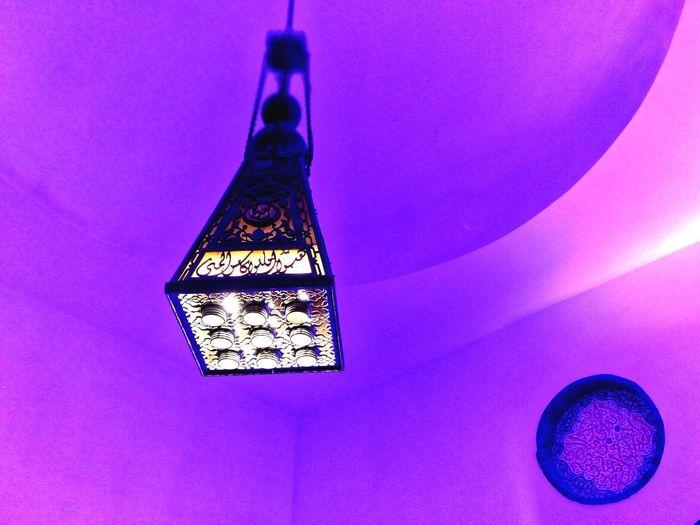 Egypt Egyptphotography This Is Egypt ❤ Hurghada Chandelier Hanging Light Hanging Light Ceiling Decorative Art Light Fixture Purple Background