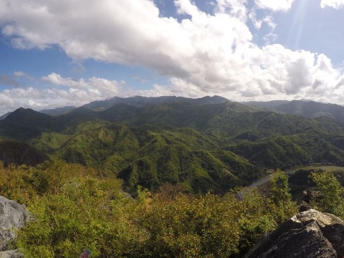 Nature Mountain View Mt.binacayan