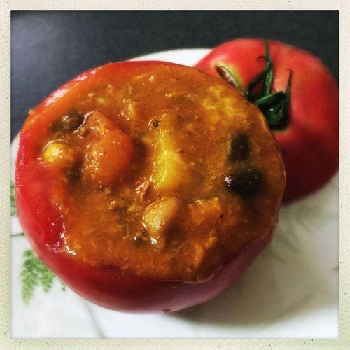 今日のご飯 キーマカレー 😚 不器用