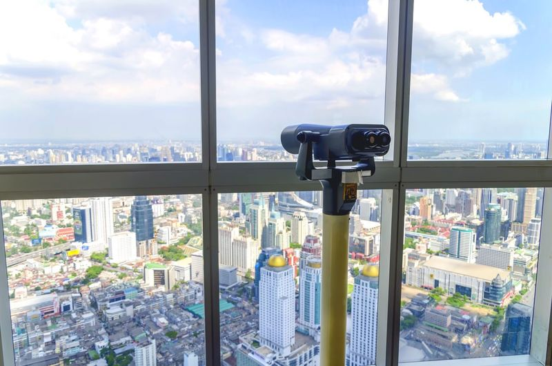 Looking To The Other Side Hello World View EyeEm Bangkok Vision Thailand Skyline Life Dramatic