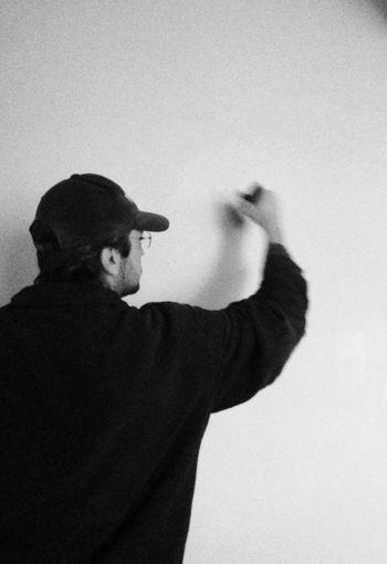 Painter Painting Husband