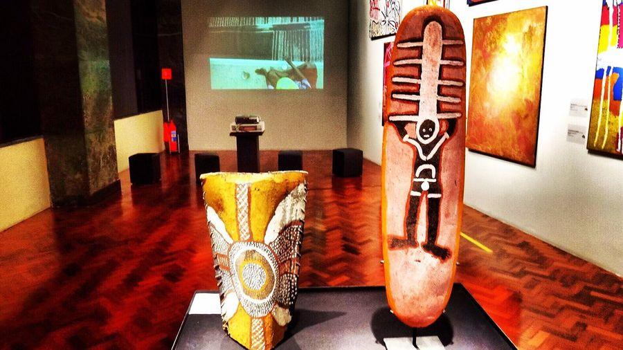 O Tempo dos Sonhos - Arte Aborígene Contemporânea AUSTRÁLIA Art Caixa Cultural EyeEm Team EyeEm