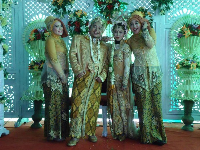 My besties wedding.. Bridesmaid Brides Maid Weddiing Indonesianwedding