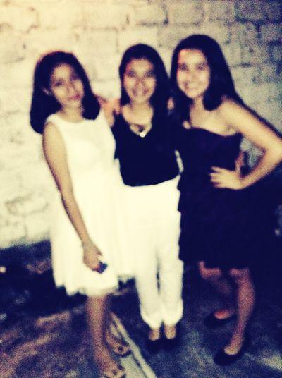 Friends in XV.❤️
