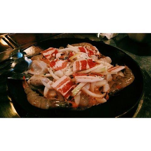 가로수길맛집 가로수길 더쭈꾸미 The쭈꾸미 쭈삼새 뜬금없는짜파게티 날치알볶음밥