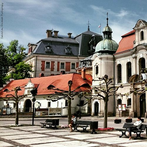 Poland 💗 Pszczyna Ratusz Street Photography Polishbeauty