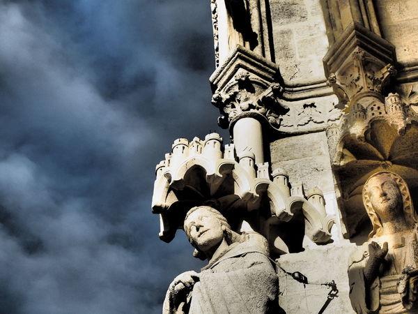 Cathédrale D'Amiens amiens Enjoying Life Taking Photos Sculpture