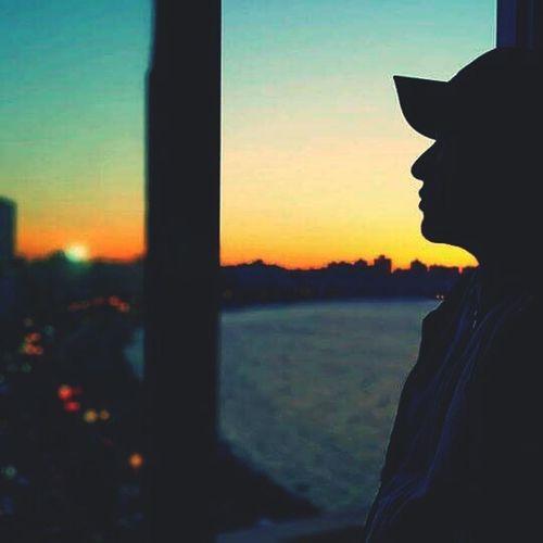it's me Sunset