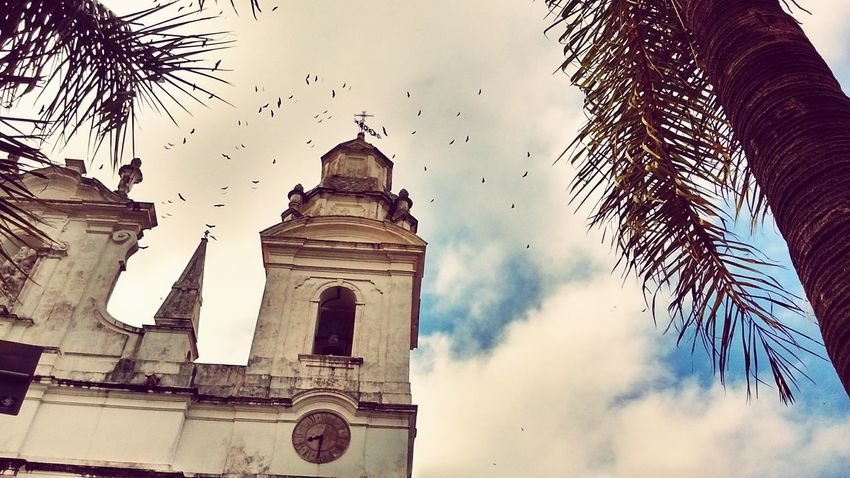 The day came up to make us company •Morning Walk Urbanphotography Shades Of Faith Life Skating Earlier Eye4photography  Pastel Power Skies Above Beliefs Photography Belém Pará Brasil EyeEm Gallery