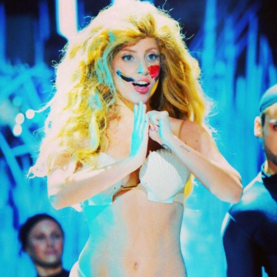 Ladygaga Lady Gaga Amoreterno Idolo Grosa Perfecta Perfeccion Love Happy Smile Feliz Gracias 2013 Applause ARTPOP. Grr :)