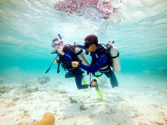 Enjoying Life Scubadiving Island Shooting Diving Photography Malaysia Underwater Photography