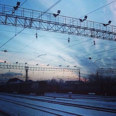 Rzd Moscow Spring