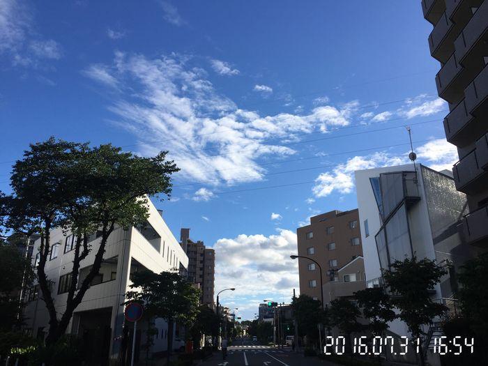 なんか、いつもと違う景色みたい。 Sky And Clouds Clouds And Sky