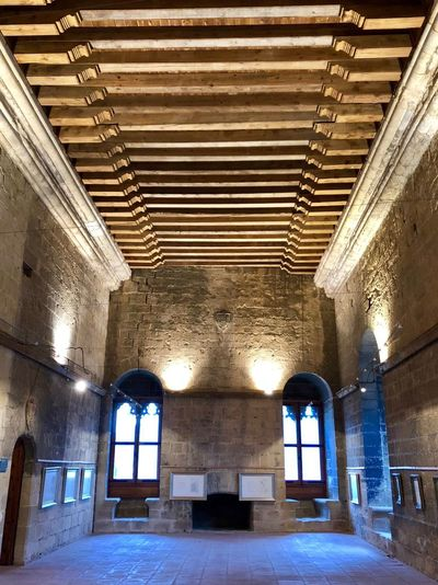 Castle Indoors  Architecture Built Structure The Way Forward Window No People Day