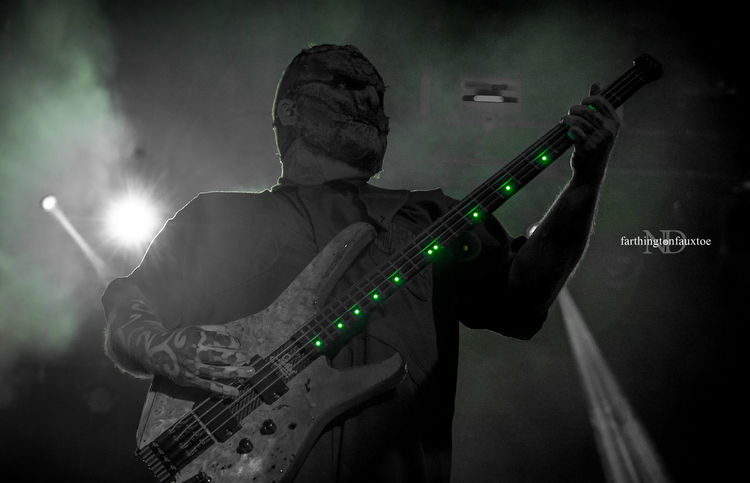 Otherworldly. Louder than Life 2016. (Slipknot) Music Musician Adults Only Performance One Person Musical Instrument Arts Culture And Entertainment Stage - Performance Space Plucking An Instrument String Instrument Performing Arts Event Night Concert Band Music Eye4photography  Live Event Heavy Metal EyeEm Best Shots Stage Light Louderthanlife Music <3 Slipknot Music Festival Rock Music