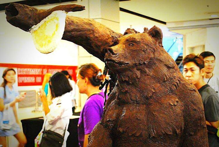 Chocolate Bear Thailand Chocolate Contest