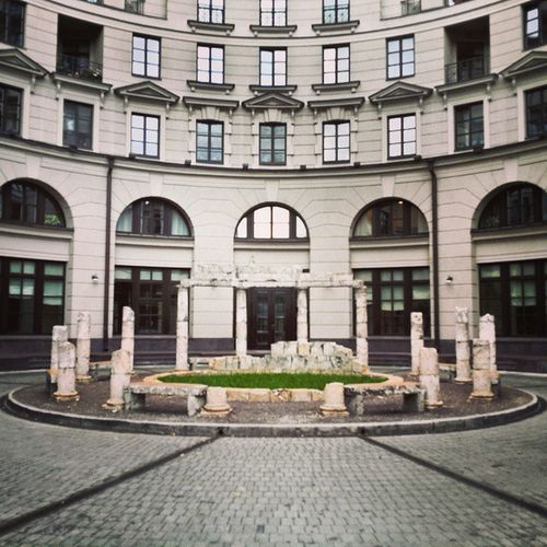 2й казачий Переулок в центр Москва третьяковка яроссияархитектурановоделбешенаяэклектика