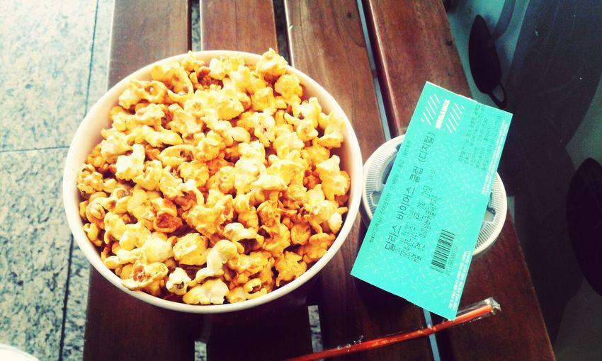 MOVIE Popcorn 영화 메가박스