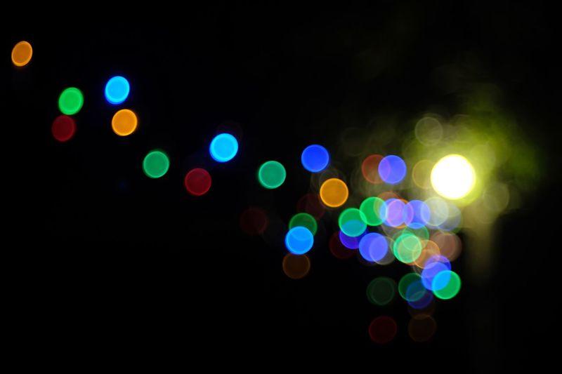 泡泡 Illuminated